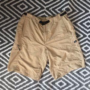 Men's Patagonia Cargo Nylon Shorts. Size Large